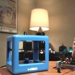 Jön a tényleg olcsó 3D nyomtató