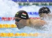 Christophe Milak se proclamó campeón de Europa en los 100 metros mariposa