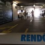 Pénzváltókat raboltak ki a debreceni Fórum pláza parkolójában