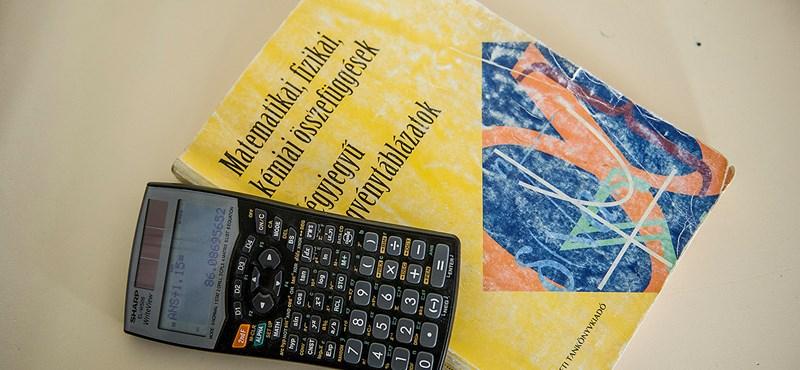 Gráfok, halmazok, vektorok: ilyen feladatokat kaptak a diákok a matekérettségi első részében