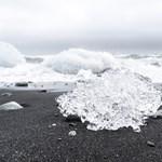 Összeomolhat egy hatalmas gleccser, lezárták az utakat
