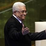 Háromszor vitték kórházba a palesztin elnököt egy hét alatt