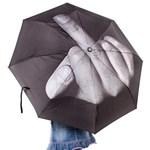 Fuck the rain! Speciális esernyő a nedves októberi napokra