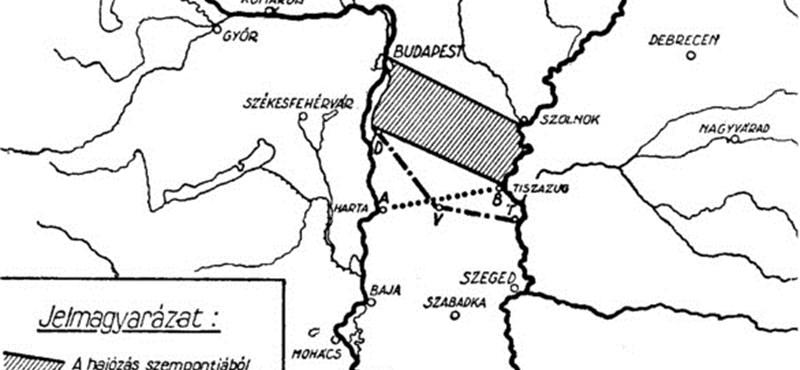 Magyar vízügyi csoda: Nagykőrösnél hömpölygetnék a Duna vizét