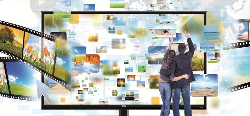 Küszködik a tévé a figyelemért
