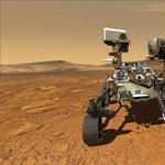 Megvan a NASA új robotjának a neve, ez is a Marsra megy