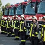 Benn égett lakásában egy ember Dunaújvárosban