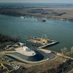 Itt megnézheti, hogyan épül az új Duna-híd Komáromnál