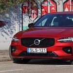 Hogy mondják svédül, hogy utolsó mohikán? Teszten a lágyhibrid Volvo S60 B3