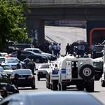 """""""Sajtóközpontot"""" ígértek a jereváni túszejtőknek, így engedtek el mindenkit"""