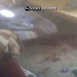 Videó bin Laden rejtekhelyéről a támadás után