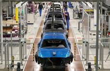 Több mint 100 milliárd dollárt bukhatnak az autógyártók a koronavírus-járvány miatt