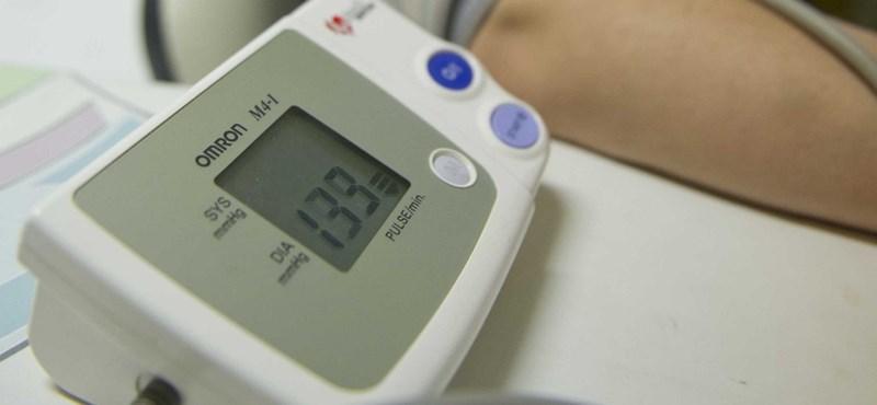 Az adat, amitől felmegy a pulzus: már 3,5 millió magyarnak magas a vérnyomása