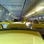 Nem szálltak le a gépről a sztrájkoló utasok