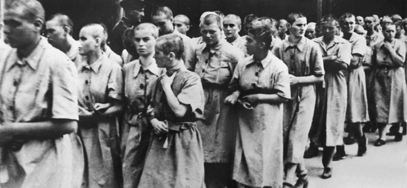 """Az auschwitzi """"magyar akció"""" miatt indult per egy lágerőr ellen"""