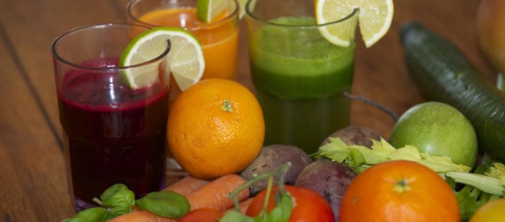 Juice diéta- avagy fogyókúra okosan