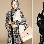 Felrobbantotta az internetet a Dolce&Gabbana első muszlim kollekciója