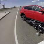 Videó: Íme, a motorosok egyik rémálma