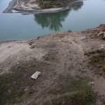 Fotók: kritikus a helyzet a magyar folyókon