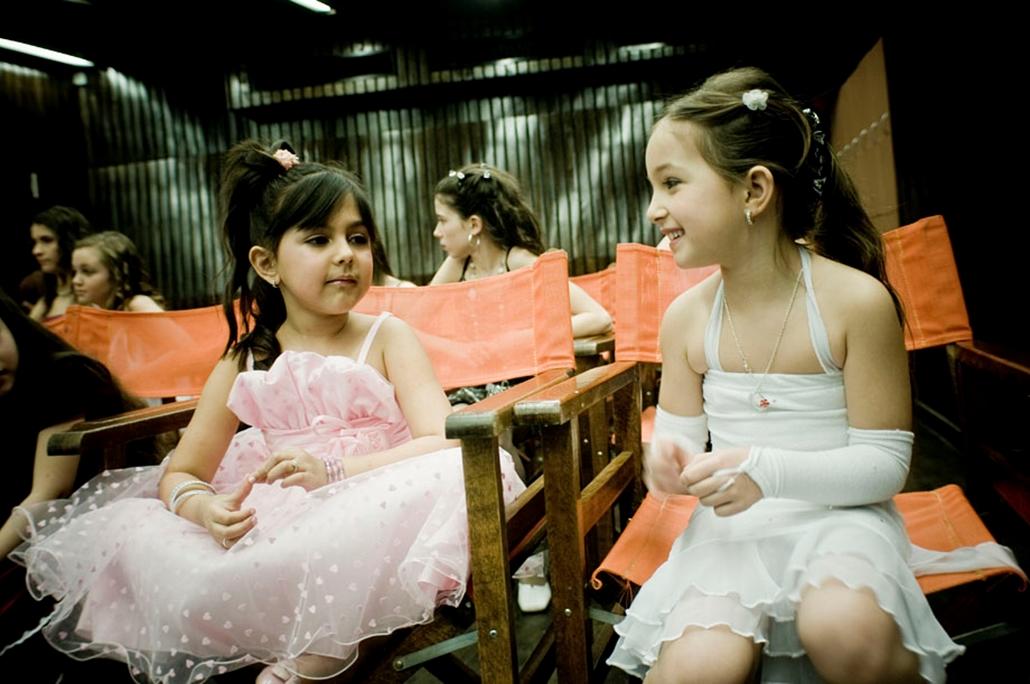 Lillte Miss Hungary nagyítás szépségverseny gyerekeknek