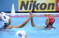 Szoros meccsen győzte le női vízilabda-válogatottunk Kanadát
