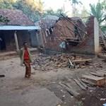 Centikkel megemelte az egyik szigetet az indonéziai földrengés