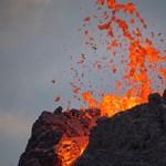 Algunos han intentado freír huevos en lava islandesa