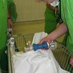 Megszólalt a kórházi gyerekszállító bevásárlókocsikat bevezető orvos