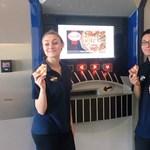 Akarjuk! - Pizzaautomata került egy amerikai egyetemre