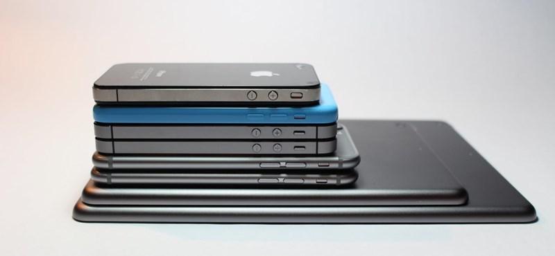 Már unalmasak az új iPhone-ok? Mutatunk egy érdekes grafikont