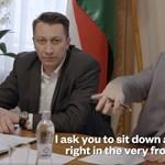Mészáros Lőrinc szerint Soros-bérenc a Vice újságírója
