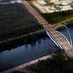 Öt új híd épül a Dunán