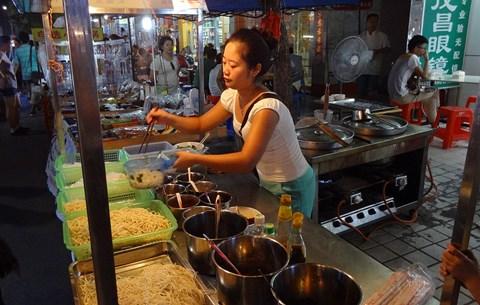kínai étterem - krónika