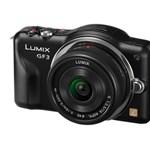 Augusztustól elérhető a Lumix GF3!