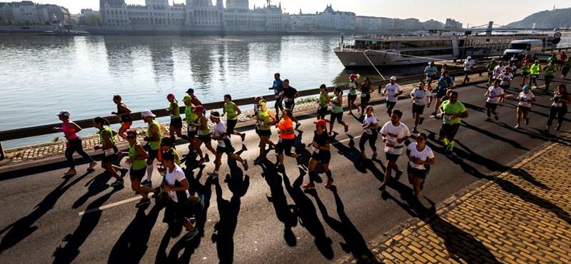 Ezrek álltak rajthoz a Wizz Air Budapest Félmaratonon