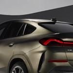 Kiszivárgott gyári fotókon a teljesen új BMW X6