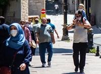 Törökországban egy hónap után csökkent ismét ezer alá az új fertőzöttek napi száma