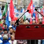 A DK és az LMP is előzi az MSZP-t Budapesten