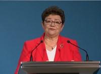 Müller Cecília: Számítanunk kell arra, hogy a brit variáns nagyobb mértékben fog fertőzni