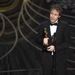 Oscar-díjas a Saul fia