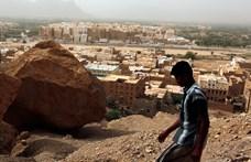 Több civilt öltek meg egy szaúdi harci gép lelövése utáni megtorlásban