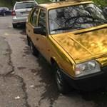Méltán ez az autó a szlovák rendszámok legnagyobb földi helytartója – fotó