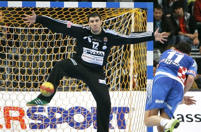 2007. január 25. - világbajnokság - csoportmérkőzés a horvátok ellen