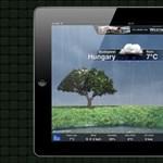Lenyűgöző lett a Weather Channel új iPades változata