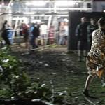 Videó: vihar csapott le egy belga fesztiválon, halottak is vannak