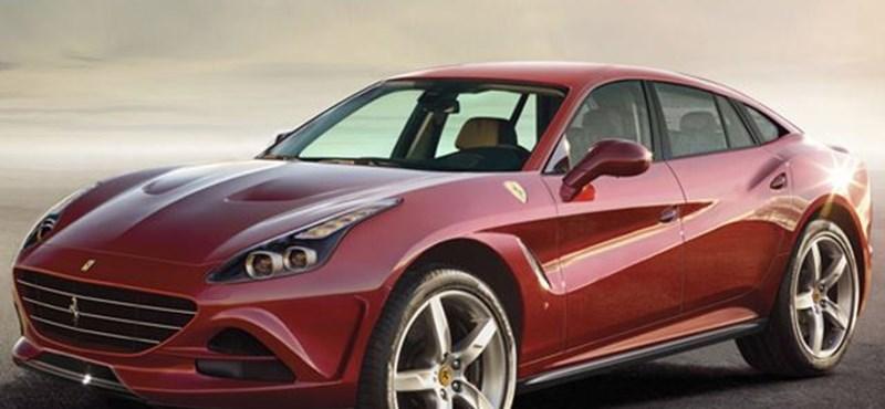 Ferrari SUV? Jobb, ha lélekben mindenki felkészül