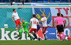 Csodagóllal nyertek a csehek, Lengyelország 26 év után győzné le Szlovákiát újra tétmeccsen – percről percre a foci-Eb negyedik napjáról