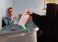 Öngyilkos merényletek zavarták meg az afganisztáni választásokat