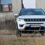Jeep Compass-teszt: megvan a jó irány?