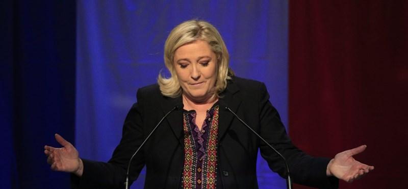 Putyintól kér kölcsön a francia Nemzeti Front
